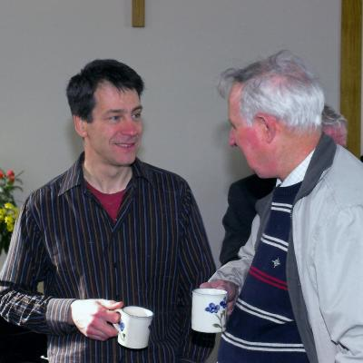 New Ellerby Coffee Morning 1