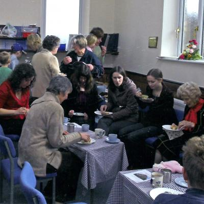 New Ellerby Coffee Morning 2